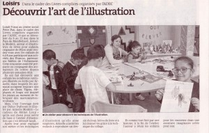 l'art de l'illustration